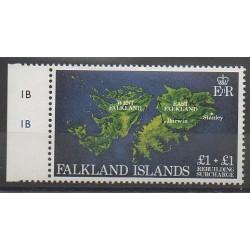 Falkland - 1982 - No 367 - Régions polaires