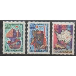 Russie - 1981 - No 4766/4768 - Régions polaires
