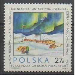 Pologne - 1982 - No 2650 - Régions polaires