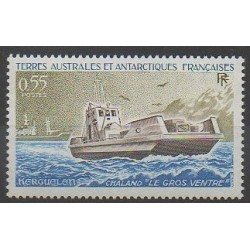 French Southern and Antarctic Territories - Post - 1982 - Nb 95 - Boats