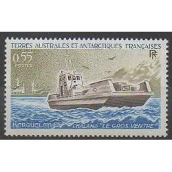 TAAF - 1982 - No 95 - Navigation