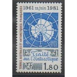 TAAF - 1980 - No 91 - Régions polaires