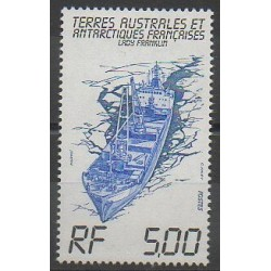French Southern and Antarctic Territories - Post - 1983 - Nb 101 - Boats