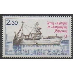 TAAF - 1982 - No 100 - Navigation