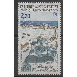 TAAF - 1985 - No 112 - Régions polaires