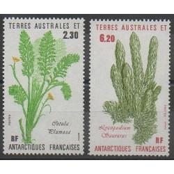 TAAF - 1986 - No 118/119 - Flore