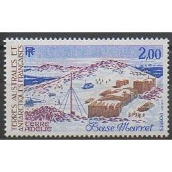 TAAF - 1987 - No 127 - Sites - Régions polaires