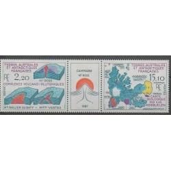 TAAF - 1988 - No 139A - Sites