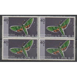 Congo (Democratic Republic of) - 1971 - Nb 772 - Insects