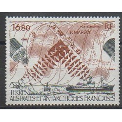 French Southern and Antarctic Lands - Airmail - 1987 - Nb PA99 - Telecommunications