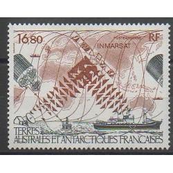 TAAF - Poste aérienne - 1987 - No PA99 - Télécommunications