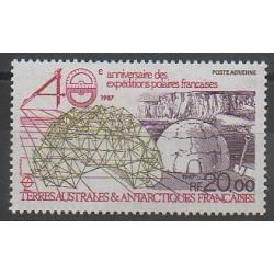 TAAF - Poste aérienne - 1988 - No PA102 - Régions polaires
