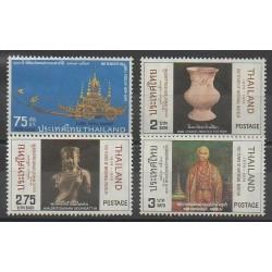 Thaïlande - 1974 - No 695/698 - Art