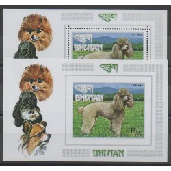 Bhutan - 1973 - Nb BF52 - BF52ND - Dogs