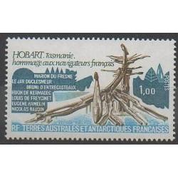 TAAF - 1978 - No 77 - Régions polaires