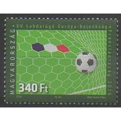 Hungary - 2016 - Nb 4641 - Football