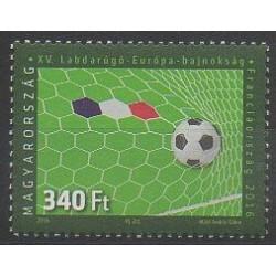 Hongrie - 2016 - No 4641 - Football