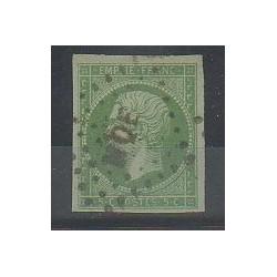 Colonies générales - 1871 - No 8 - Oblitéré