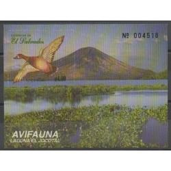 Salvador - 1999 - No BF44 - Oiseaux