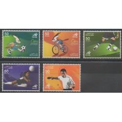 Qatar - 2006 - No 918/922 - Sports divers