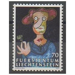 Liechtenstein - 1997 - No 1099 - Peinture