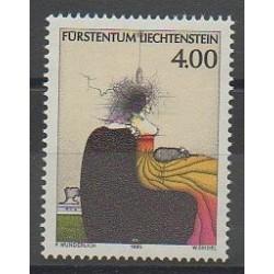 Liechtenstein - 1995 - No 1064 - Peinture