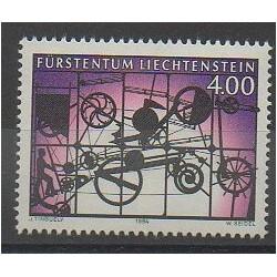Liechtenstein - 1994 - No 1025 - Peinture