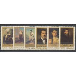 Romania - 1979 - Nb 3169/3174 - Paintings