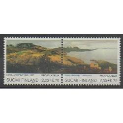 Finlande - 1993 - No 1171A - Peinture
