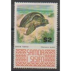 Samoa - 1973 - No 323 - Reptiles