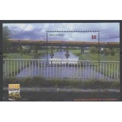 Grenadines - 2004 - No BF575 - Chemins de fer