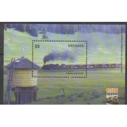 Grenade - 2004 - No BF675 - Chemins de fer