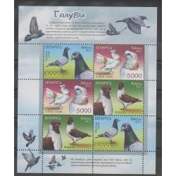 Belarus - 2011 - Nb F755 - Birds