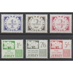 Jersey - 1969 - Nb T1/T6