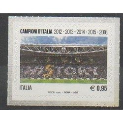 Italie - 2016 - No 3677 - Football