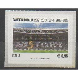 Italie - 2016 - No 3677 - Football