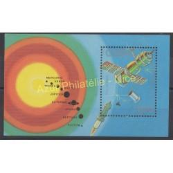 Cuba - 1988 - No BF 103 - Espace