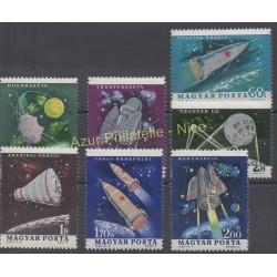 Hongrie - 1964 - No 1622/1629 - Espace