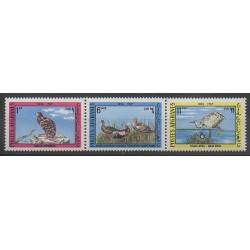 Afghanistan - 1974 - No 1000/1002 - Oiseaux