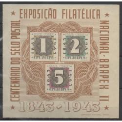 Brésil - 1943 - No BF7 - Exposition