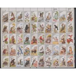 United States - 1987 - Nb 1718/1767 - Animals - Birds - Mamals