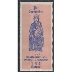 Brésil - 1966 - No 810 - Religion