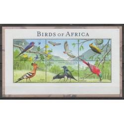 Liberia - 2001 - No 3425/3430 - Oiseaux