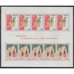 Monaco - Blocs et feuillets - 1981 - Nb BF 19 - Paques