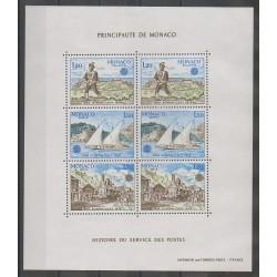 Monaco - Blocs et feuillets - 1979 - No BF17