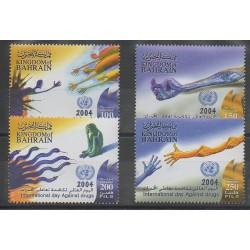 Bahreïn - 2004 - No 764/767 - Santé ou Croix-Rouge