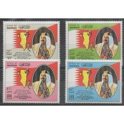 Bahreïn - 1996 - No 590/593