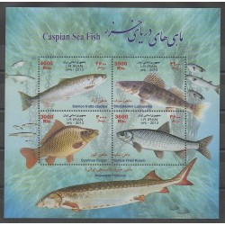 Iran - 2013 - Nb 2980/2983 - Sea animals