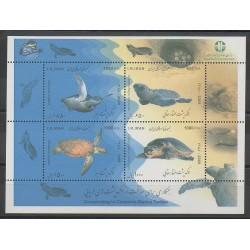 Iran - 2009 - Nb 2842/2845 - Reptils