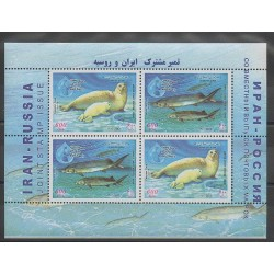 Ir. - 2003 - Nb BF35 - Environment - Mamals - Sea animals